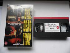 Evil Dead Horror VHS Films