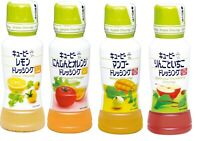 Kewpie, Dressing, Green Cap Series, Fruits & Vinegar, 150ml, 310g, Japan
