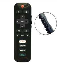 New Rc280 Led Hdtv Remote for Tcl Roku Tv with Hbonow Sling Netflix Amazon