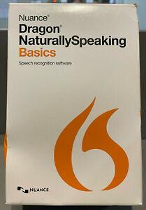 Dragon NaturallySpeaking Basics