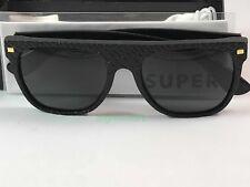New Super Retrosuperfuture PF4 Flat Top Goffrato Sunglasses Size 54mm