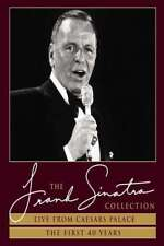 Frank Sinatra - Live From Caesars Palace + The First 40 Years NEW DVD