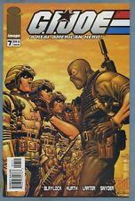 G.I. Joe #7 (Jun 2002, Image) A Real American Hero Mike Zeck [Devil's Due] m