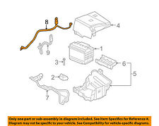 GM OEM-Battery Cable 25850288
