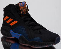 adidas Pro Bounce 2018 Kristaps Porzingis New Men Black Basketball Shoes B41990