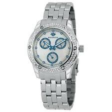Quarz - (Batterie) Armbanduhren mit Mineralglas-Funktion für Damen