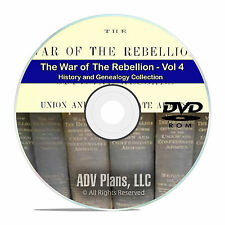 The Civil War of the Rebellion, The Original History Books Volume 4 DVD CD V89