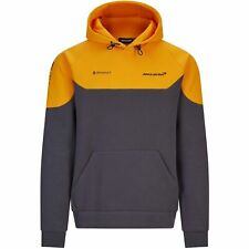 McLaren F1 Men's Team Sweatshirt Hoodie Anthracite