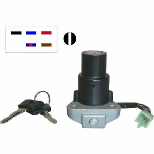 Ignition Switch for 1995 Yamaha TZR 125 RR (4DL3) (Banana Swing Arm)