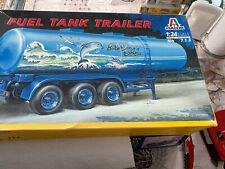 ITALERI 713 Fuel Tank Trailer  1:24