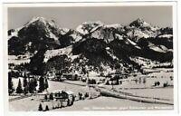Ansichtskarte Hammer-Stauden gegen Breitenstein und Wendelstein - schwarz/weiß
