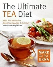 The Ultimate Tea Diet (2007, hardcover) Like New book
