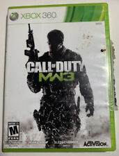 CALL OF DUTY MW3 XBOX 360 GAME WITH CASE***