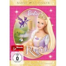 BARBIE ALS RAPUNZEL -  DVD NEU