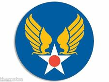 "ARMY AIR CORPS MILITARY 4"" TOOLBOX BUMPER STICKER DECAL MADE IN USA"