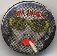 Nina Hagen Badge Button #2BASEDBASED