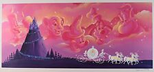 "Rare Don ""Ducky"" Williams Le & Signed Litho ""Remembering the Magic Together"" Coa"