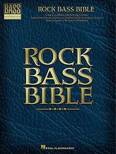 ROCK BASS BIBLE BASS REC VERS BGTR, Default setting, FMW - HL00690446