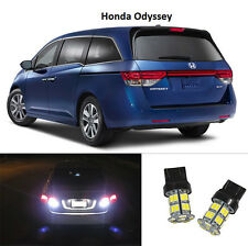 Premium Bright LED Reverse Backup Light Bulbs for 2011 - 2018 Honda Odyssey T20