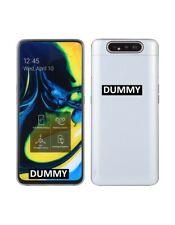 TELEFONO FINTO DUMMY SCHERMO COLORATO REPLICA Samsung Galaxy A80 BIANCO