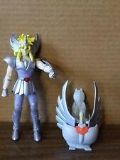 "Saint Seiya Swan Hyoga 2003 Bandai Knights of the Zodiac Figure 5.5"" US Loose"