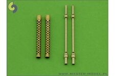 Master Model AM-48-053 1/48 Italian machine gun Breda SAFAT 7,7mm barrels 2p