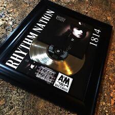 Janet Jackson Rhythm Nation 1814 Record Music Award Album Disc LP Vinyl