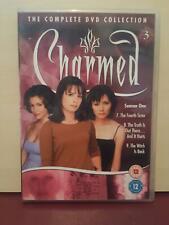 Charmed - Season One - Episodes 7,8,9, - DVD - J16