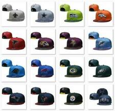 New Embroidered Football Teams Logo Hat Sports Snapback Baseball Cap Men Women