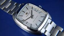 Stunning RARE Vintage IWC International Watch Company Electronic Beta 21 Watch