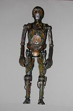 "C-3PO Electronic 12""-Hasbro-Star Wars Phantom Menace 1/6 Customize Side Show"