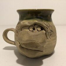 Pretty Ugly Pottery Ceramic Mug. Hand Made in Wales #417