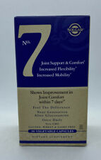Solgar No 7 Joint Support & Comfort 90 Vegetable Capsules Exp 2022 NEW/SEALED