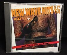 New Wave Hits of the 80's Volume 8 CD