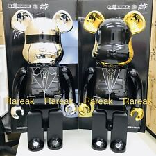Medicom Be@rbrick 2018 Daft Punk 1000% Random Access Memories Bearbrick set 2pcs