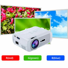 1080P Android Led Projector Multimedia WiFi Bluetooth Home Theater Cinema Lot