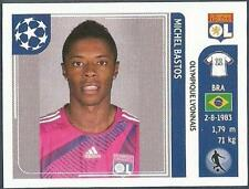 PANINI UEFA CHAMPIONS LEAGUE 2011-12- #234-LYON-MICHEL BASTOS