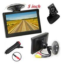 800 480 TFT LCD HD Screen Monitor For Car Rear Reverse Rearview Backup Camera