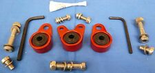 HONDA ATC 250R ATC250R BDT MOTORSPORTS BILLET EXHAUST HANGER MOUNTS KIT RD NEW R