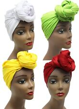 African Hair Wrap Scarf Stretchy Shawl Stole Style Fashion Women Girl USA Seller