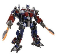 Transformers Toys TAKARA MB-17 OPTIMUS PRIME Movie 10 Years Action Figure New
