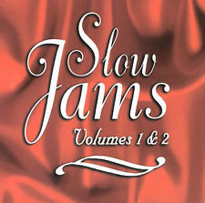 Slow Jams Volumes 1&2 R&B Freddie Jackson, Peabo Bryson, Johnny Gill, After 7