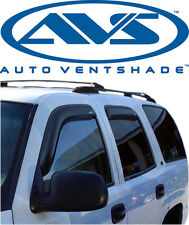 AVS 194307 In-Channel Window Deflector Ventvisor 4-Piece Smoke 07-11 Dodge Nitro