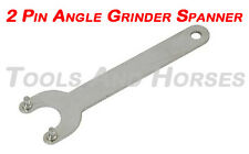 "Angle Grinder 2 Pin Spanner / Key For 4-1/2"" 115mm Grinders For Replacing Discs"