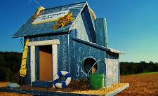 Vogelhaus, Vogelhäuschen, kleines Sommer Haus