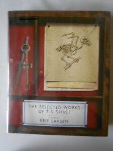 THE SELECTED WORKS OF T S SPIVET: SIGNED FIRST AMERICAN EDITION FIRST PRINT