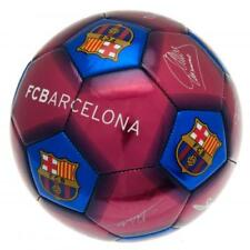 FC Barcelona Football Player Signature Autograph Signed Soccer Ball Size 5