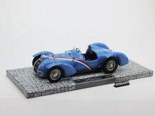 Minichamps 1:18 Delahaye Type 145 V-12 Grand Prix  1937 blue L.E. 1002 pcs.