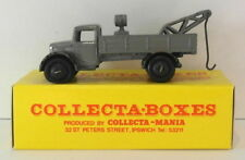 Vintage Dinky 30E - Breakdown Truck - Grey In Collecta Box 2nd Listing