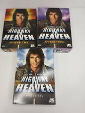 HIGHWAY TO HEAVEN - (A&E DVD Box Sets 1, 2, & 3)
